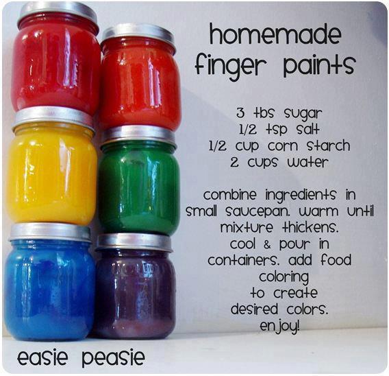 FingerPaintsHomeade