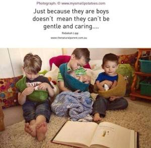 Boys-playing-with-dolls