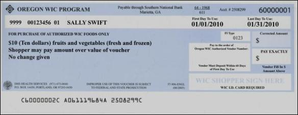This is a check from Oregon, but you get the idea.