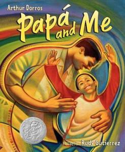 A book for English and Spanish speakers about a father's relationship with his son.