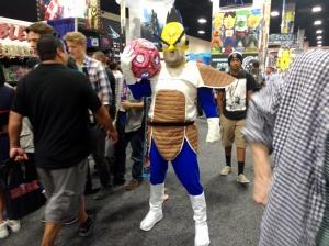 Goku Homer!