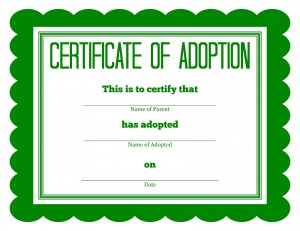 Adoption-Certificate-Green-300x231