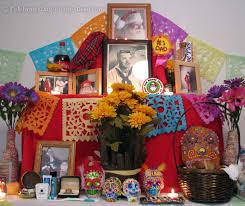muertos-altar