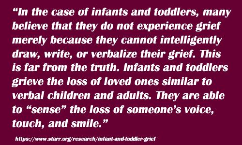 Infant-Grieving