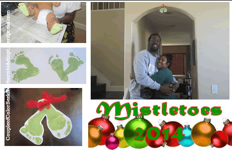 Mistletoes-Art-Project-2014