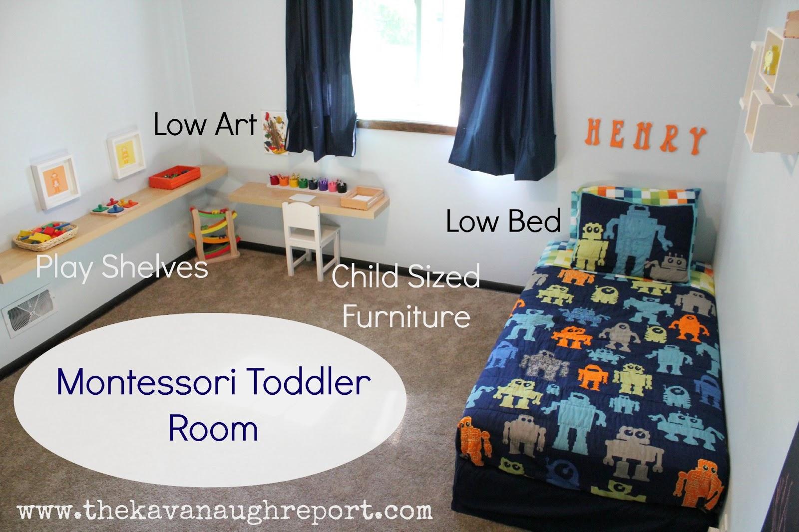 Montessori Room No Mirror