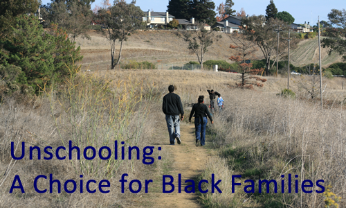 Unschooling-Black-Family-Hiking.fw