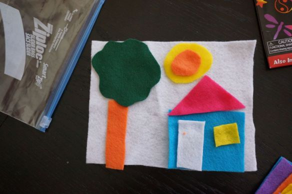 Activity-Felt-Drawing-House