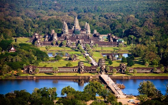 Cambodia has been on my wish list since high school.
