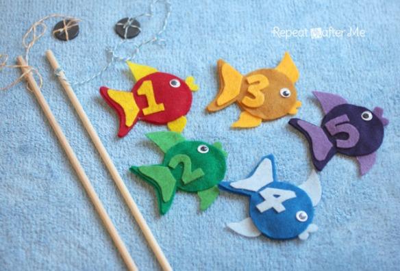 Felt-Fish-Cute