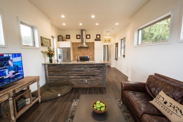 Tiny-House-Orcahrd-Livingroom-Kitchen