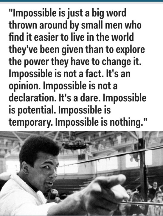 Muhammad Ali-Impossible-Is-Nothing