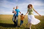 Outdoor-Family-Running