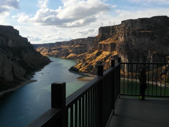 Shoshone Falls 2017 - Snake River Guillermo