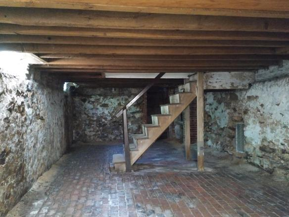 2018 Philly Poe Museum basement.jpg