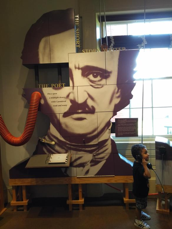2018 Philly Poe Museum Guillermo phone.jpg