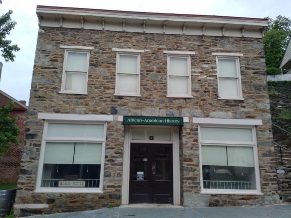 2018 WV Harpers Ferry - African American History building.jpg