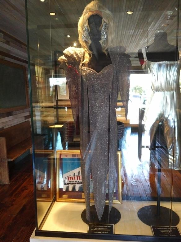 2018 TN Brownsville Delta Heritage Center - Tina Turner Museum Mad Max costume