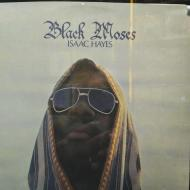 2018 TN Memphis Stax Museum Isaac Hayes Black Moses record cover