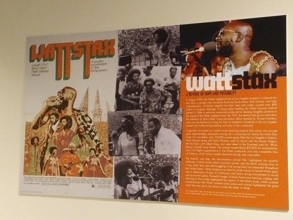 2018 TN Memphis Stax Museum Wattstax concert