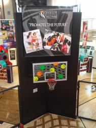 2018 TN Women Basketball Hall of Fame Promote the Future basket